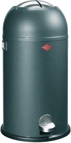 Wesco Baseboy Aanbieding.Prullenbak Kickmaster Grafiet Soft Close 33 Liter Wesco Lil Nl